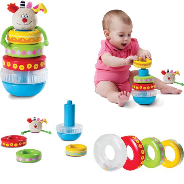 Игрушки для ребенка в 9 месяцев своими руками